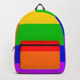 Gay Rainbow Transgender Rainbow Flag Backpack