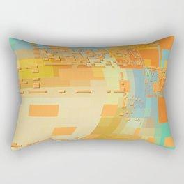 raw pixels 4b det7 Rectangular Pillow