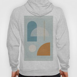 Geometric Abstract 103 Hoody