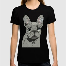 Frenchie Bulldog Puppy T-shirt