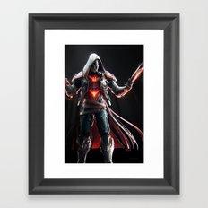 Reaper v1 Framed Art Print