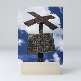 Heavenly Crossroad Mini Art Print