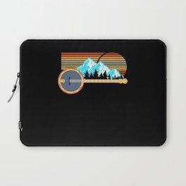 Banjo Mountains Laptop Sleeve