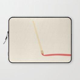 #42 Paintbrush Laptop Sleeve