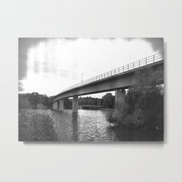 Bridge 66 Metal Print