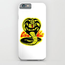 COBRA KAI iPhone Case