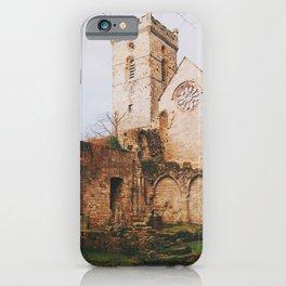 Culross Abbey II iPhone Case