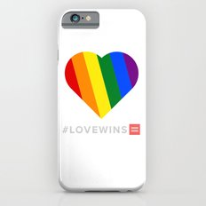 #LoveWins Slim Case iPhone 6s