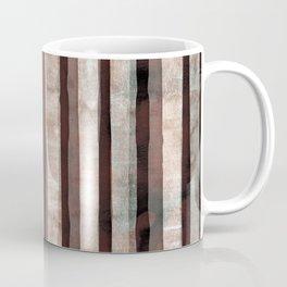 Birch Marsala Watercolor Coffee Mug