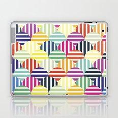 Colorful Circles IV Laptop & iPad Skin
