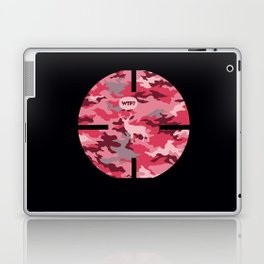 WTF? Ciervo! Laptop & iPad Skin