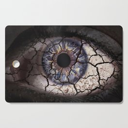 Dark Eye Cutting Board