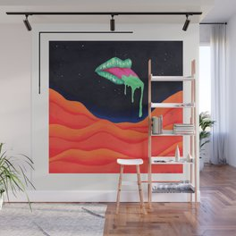 Thirst of the dune Wall Mural