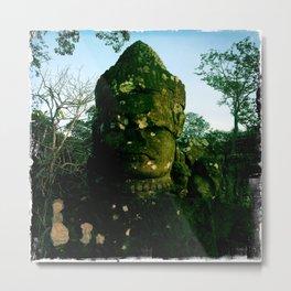 Angkor Metal Print