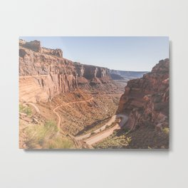 Canyonlands Metal Print