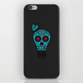 Noche de los Muertos iPhone Skin