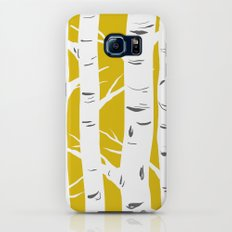 Mustard Birches Galaxy S7 Slim Case