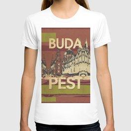 BUDA & PEST T-shirt