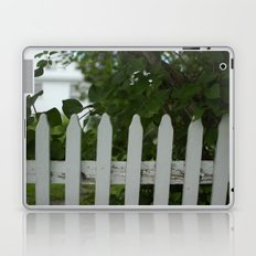 Picket Fence Laptop & iPad Skin