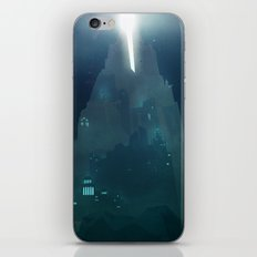 THE ASCENT iPhone & iPod Skin