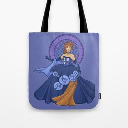 Gallifreyan Girl Tote Bag