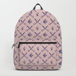 ROCK SCISSORS PAPER / Pattern Backpack