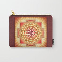Sri Yantra XVI.I Carry-All Pouch