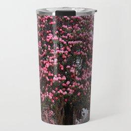 Rhododendron tree Travel Mug