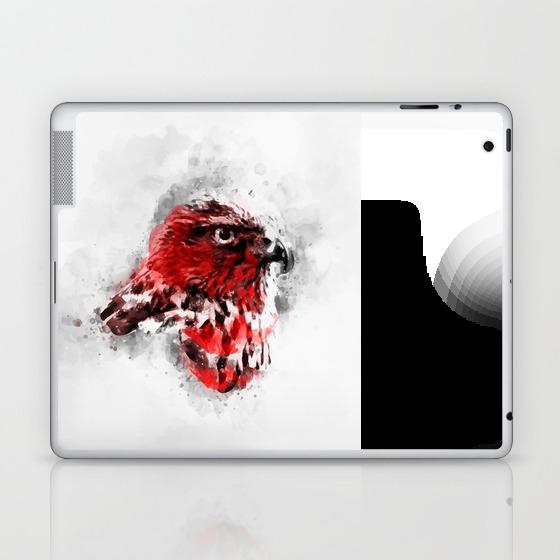 Redbreast Laptop & Ipad Skin by Maioriz (LSK7893034) photo