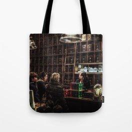 The Tea Shop Tote Bag