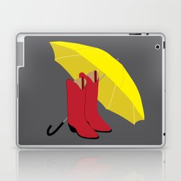 HIMYM Couples - Ted & Mother Laptop & iPad Skin