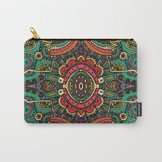 Boho pattern II Carry-All Pouch