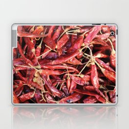 Chili Chipotle red hot Laptop & iPad Skin