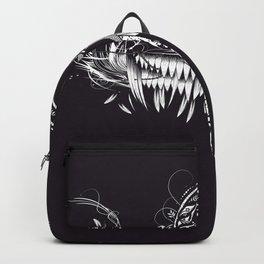 Ankh - spiritual symbol Backpack