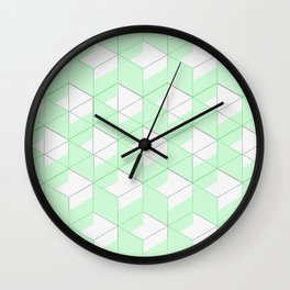 Mint Crush Wall Clock