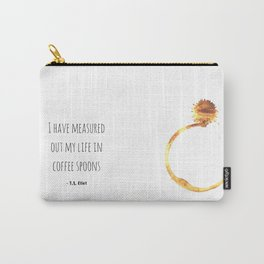 Poetry and a Cuppa Carry-All Pouch