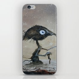 Sky watchers iPhone Skin