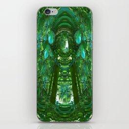 Abstract Gazebo iPhone Skin
