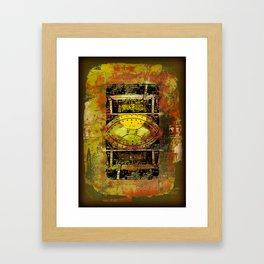 RR15 Framed Art Print