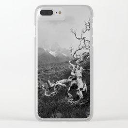 Patagonia Landscapes Clear iPhone Case