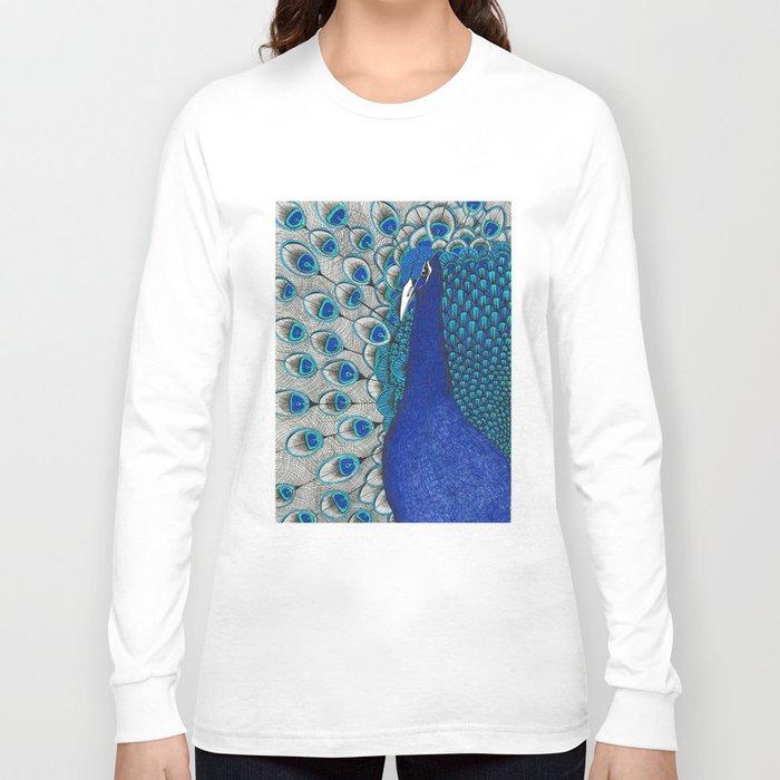 Peacock Pride Long Sleeve T-shirt