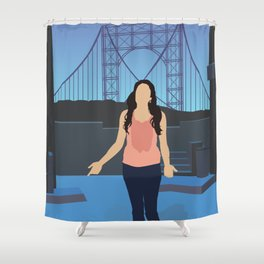 NINA – IN THE HEIGHTS Shower Curtain