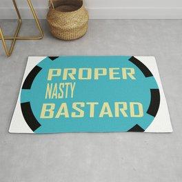Proper Nasty Rug