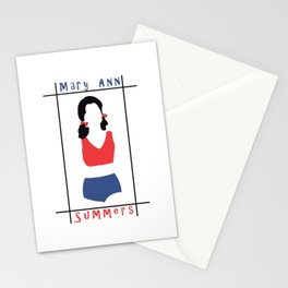Mary Ann Summers Stationery Cards