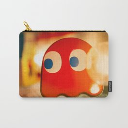 Retro Ghost Carry-All Pouch