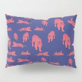 Tiger Patters Pillow Sham