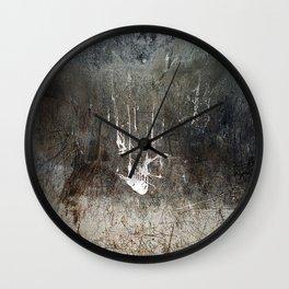 Pareidolia-4 Wall Clock