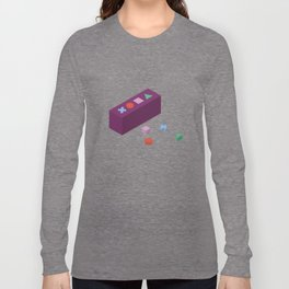 PAUSE – Building Blocks Long Sleeve T-shirt