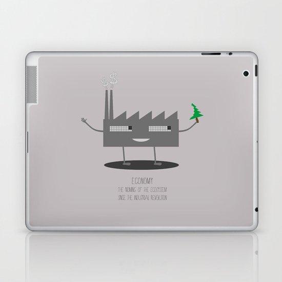 Economnomy Laptop & iPad Skin