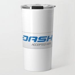 Accepted here: DASH Travel Mug